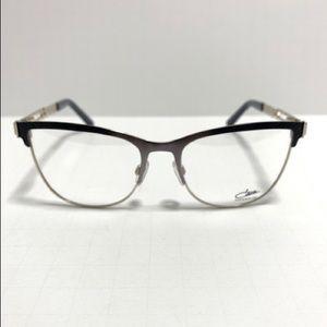 Cazal MOD 4257 COL 003 Titanium Eyeglasses New